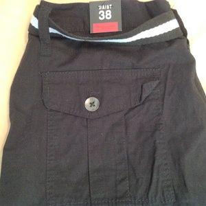 South Pole Cargo Shorts NWT Size 38